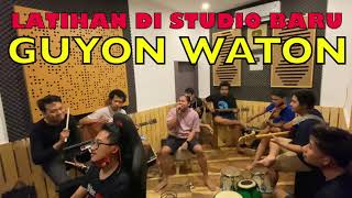 Download lagu DIDI KEMPOT - TATU | GUYON WATON REHEARSAL