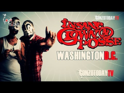 ICP Juggalo  March on Washington - Million Juggalo March