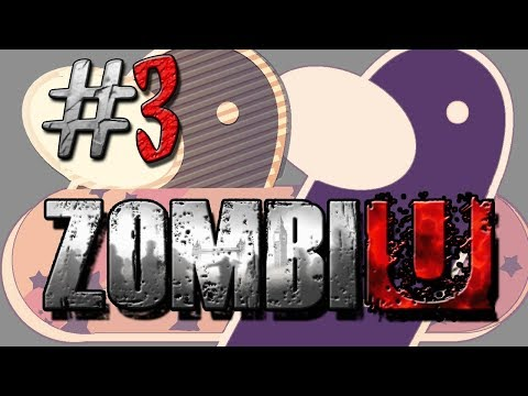 Day of the Living Playthrough | ZOMBI U #3 | feat. Mac Barely Average.