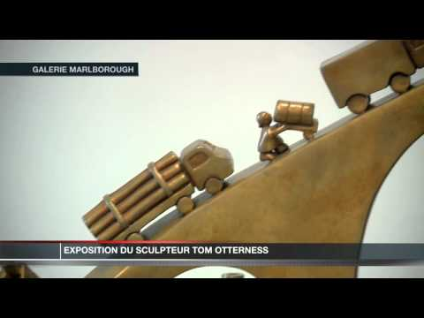 Galerie Marlborough : exposition de Tom Otterness