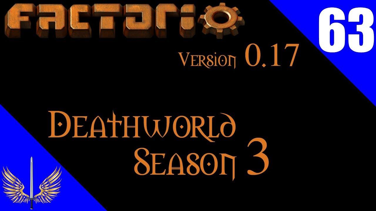 70 04 MB] Factorio 0 17 - Death World Extreme - Season 3