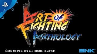 ART OF FIGHTING ANTHOLOGY – Launch Trailer | PS4