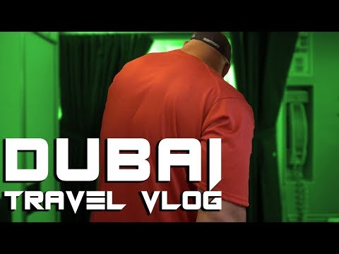 TRAVELING TO DUBAI WITH 5OLBS OF MONSTER MASH | BRIAN SHAW