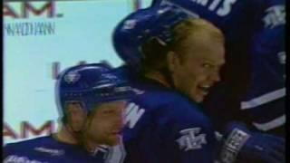 Mats Sundin's overtime goal to beat the Senators - 2001