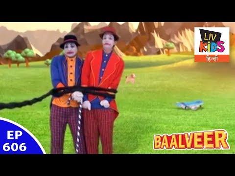 Baal Veer - बालवीर - Episode 606 - Baalveer Saves The Children