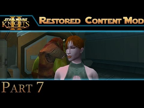 Star Wars: Knights of the Old Republic II - Part 7