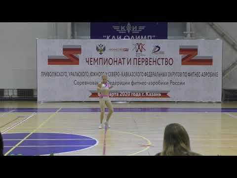 Зырянова Анастасия (полуфинал). 08.03.2020