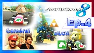 Mario Kart 8 ép 4 Offline 200cc, murs, vides et fails