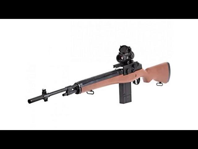 MUST SEE  Hunting Gear Review! Crosman 1077 Repeat Air Semi-Automatic CO2 Pellet Gun Air Rifle