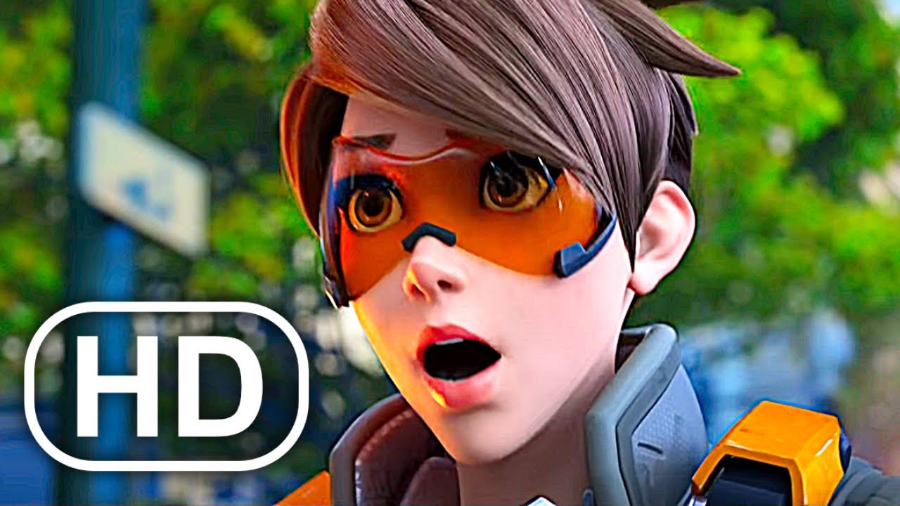 Download OVERWATCH 2 & 1 Full Movie (2020) All Animated Short Cinematics 4K ULTRA HD