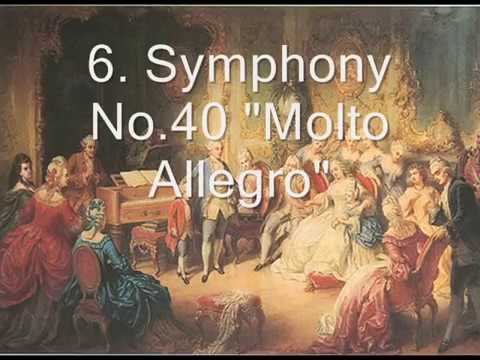Mozart's TOP TEN greatest works part 1