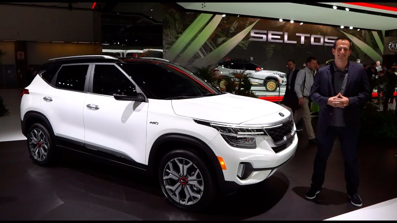 Is The All New 2021 Kia Seltos A Crossover Suv Worth Buying Youtube