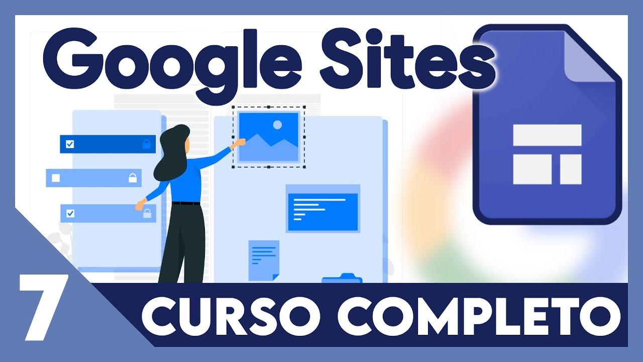 🔵 Curso Google Sites 2021 ✅ Publicar web con dominio propio (GOOGLE DOMAINS)