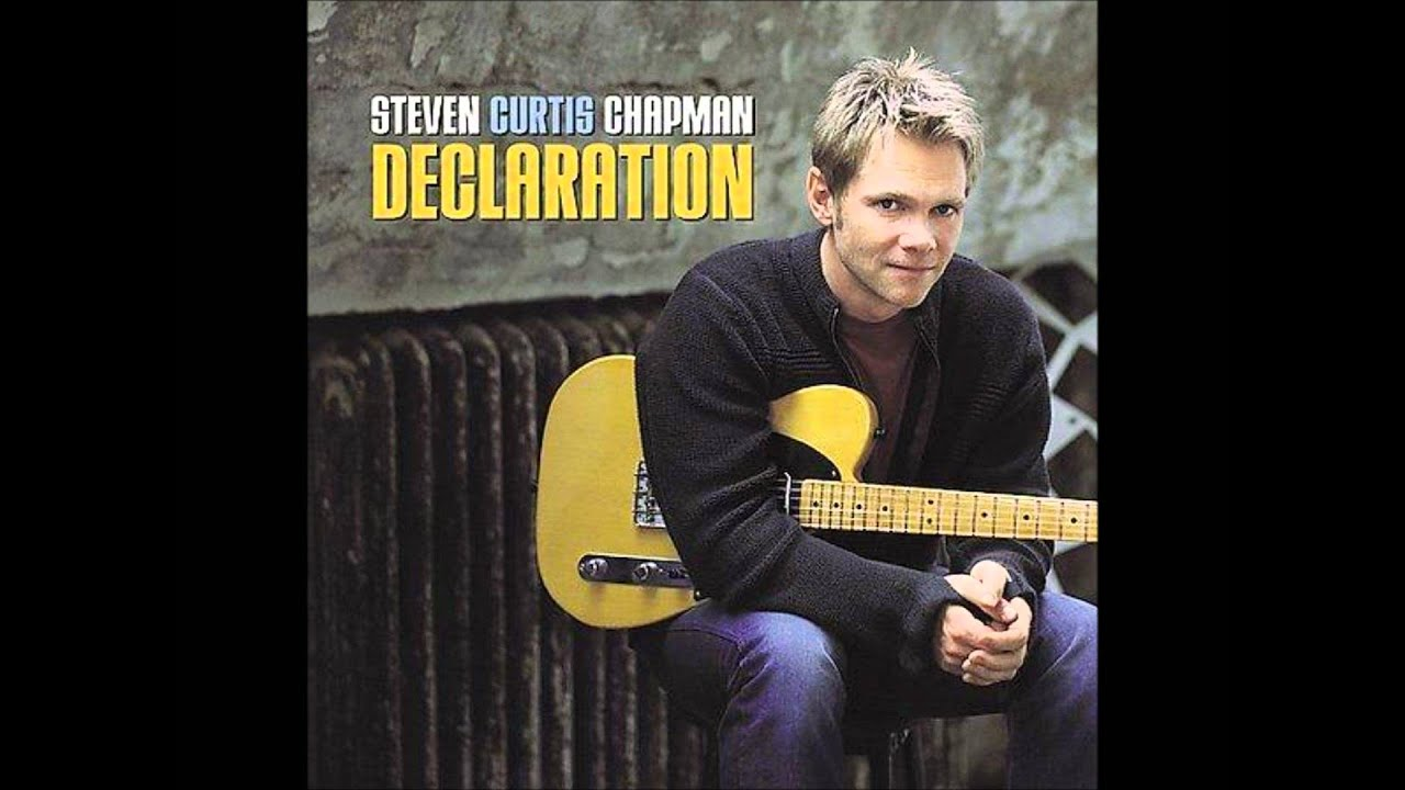 Steven Curtis Chapman Magnificent Obsession Youtube