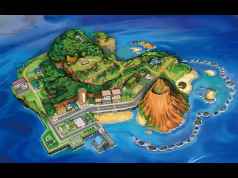 Pokemon Sun and Moon Mele Mele Island Speculations