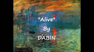 Dabin - Alive (Lyrics) ft.Runn
