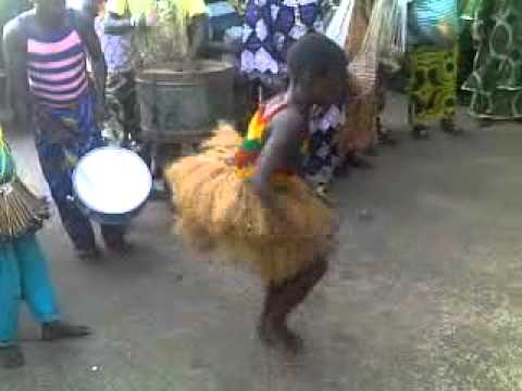 Cultural Display at Maiden Sierra Leone National Conference