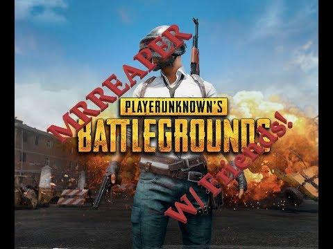 Execution Style! | Playerunkown's Battlegrounds W/ Friends #4