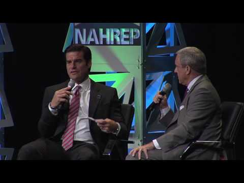 Fireside Chat with Geoff Lewis & Luis Padilla 2016 NAHREP National Convention & Latin Music Festival