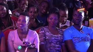Alex Muhangi Comedy Store Feb 2019 - Tamale Mirundi
