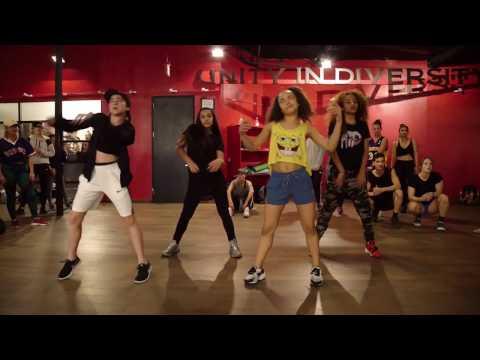 Kaycee Rice, Tati Mcquay, Tahani Anderson & Kesh Kesh |Wrongest Way - SONNY |@NikaKljun Choreography