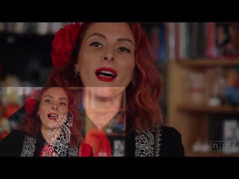 Interview for TV Programming Video: Mariachi Flor De Toloache