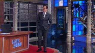 Stephen Has A Question For Donald Trump by : The Late Show with Stephen Colbert