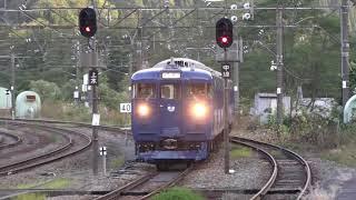 E217系Y-111編成が解体線に移動された長野総合車両センターと、しなの鉄道全線で本格運用に就いた、115系S2編成佐久地域星空トレイン「晴星」。