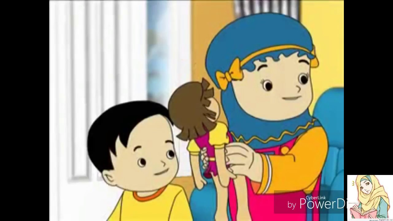 72 Gambar Animasi Anak Sholeh HD - Infobaru