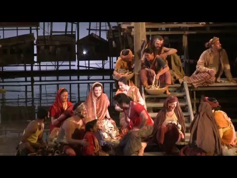 Bizet's The Pearl Fishers ǀ English National Opera
