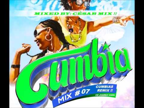 CUMBIA MIX # 07 / CD JUAREZ CHIH, MEX.
