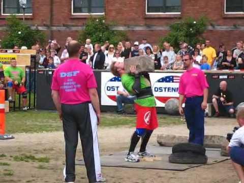 DSM 2009.1.Danmarks stærkeste mand 2009 part 1