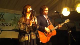 The Civil Wars - You Are My Sunshine (LIVE)