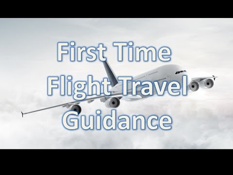 First Time Flight Journey Tips in Tamil - Travel Guidance Video