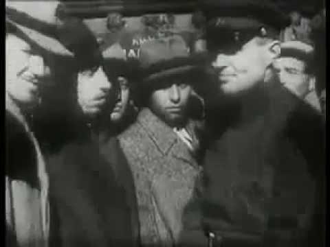 Документальный фильм о вхождении Западной Украины в состав СССР (1940 г.)