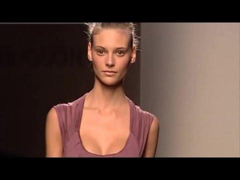 BOTTEGA VENETA Fashion Show Spring Summer 2007 Milan by Fashion Channel