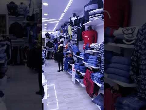 محل تجاري للبيع ملابس رجال بالاثمنة مناسب صديق عزيز وغالي بشارع ميرامار قرب شبار