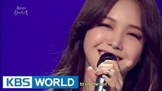 MinAh - Cry Me Out / I am a Woman Too [Yu Huiyeol