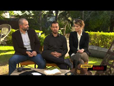 Banshee Season 1: Interview Segment