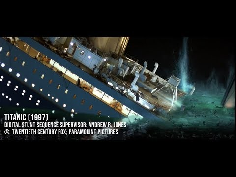 Titanic, Andy R. Jones, Animation Director