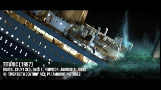Titanic, Andy R. Jones, Animation Director
