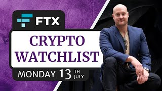 Crypto Watchlist | FTX Exchange | Monday 13th July (2020)