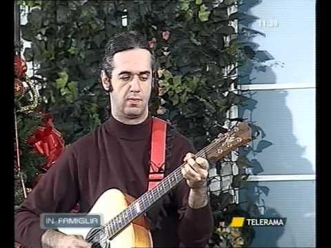 Nadia Martina & Marcello Zappatore - QUI ZAS (Chissà) - Infamiglia TELERAMA