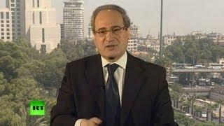 МИД Сирии: «США превратились в союзников террористов, воюющих в Сирии»