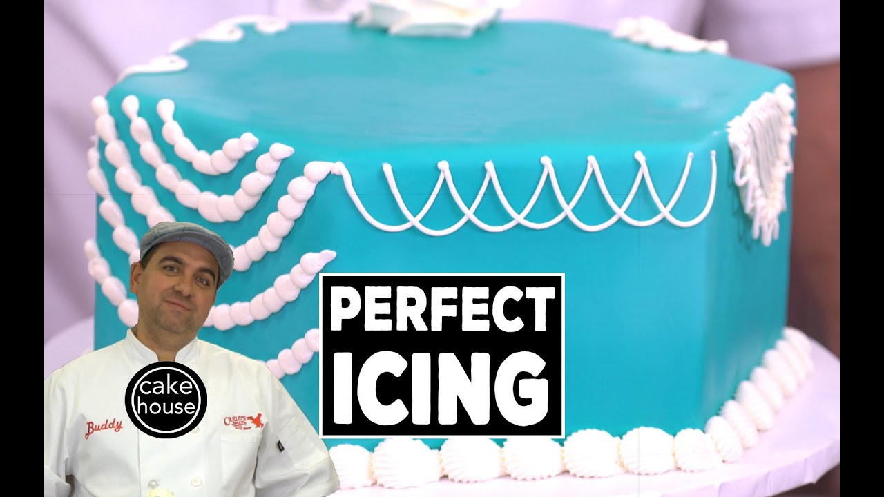 Perfect Buttercream Icing Secrets Revealed Welcome To Cake Ep09