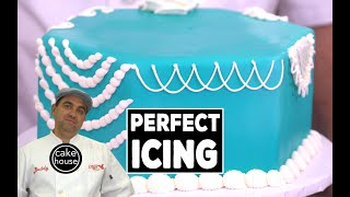 Perfect Buttercream Icing Secrets Revealed | Welcome to Cake Ep09
