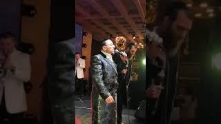 Lipa Shmeltzer   Beri weber   Ahrele Samet   Motti Steinmetz  performing at a dedi wedding Ramat gan