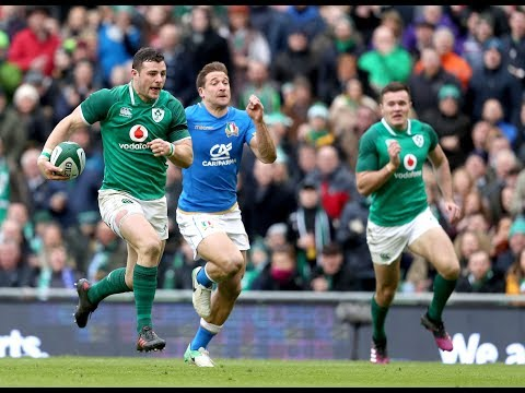 Short Highlights: Ireland v Italy | NatWest 6 Nations