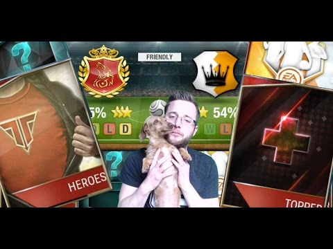 FIFA Mobile Best Team Heroes Bundle! First Edition trade-in, token trade-in, UFB Pull Plus Top 11!