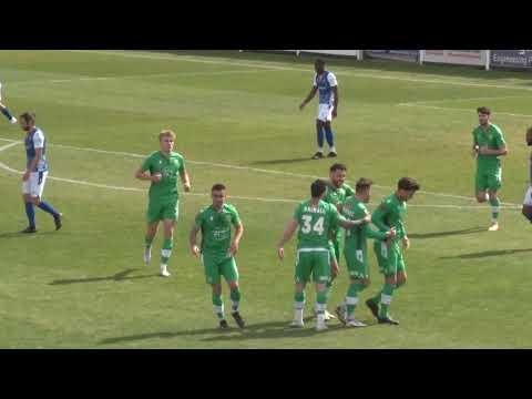 Wealdstone Yeovil Goals And Highlights